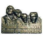 MOUNT RUSHMORE CUT-OUT MAGNET