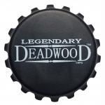 DEADWOOD BOTTLE CAP BOTTLE OPENER MAGNET