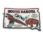 SOUTH DAKOTA STATE BIRD MAGNET