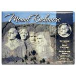 "MOUNT RUSHMORE DIMENSIONS 2.5"" X 3.5"" MAGNET"