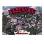 "DEADWOOD OVERLOOK 2.5"" X 3.5"" MAGNET"