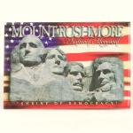 "MOUNT RUSHMORE SHRINE OF DEMOCRACY 2.5"" X 3.5"" MAGNET"