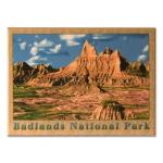 "BADLANDS DAY 2.5"" X 3.5"" MAGNET"