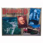 "DEADWOOD 4-VIEW 2.5"" X 3.5"" MAGNET"