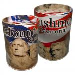 MOUNT RUSHMORE TIN BANK