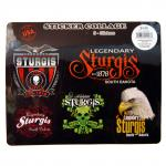 STURGIS, SD STICKER COLLAGE