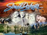 SOUTH DAKOTA 2017 CALENDAR