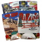 BEHIND MOUNT RUSHMORE CAN COOZIE