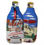 BEHIND MOUNT RUSHMORE BOTTLE COOZIE