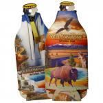 YELLOWSTONE BOTTLE COOZIE