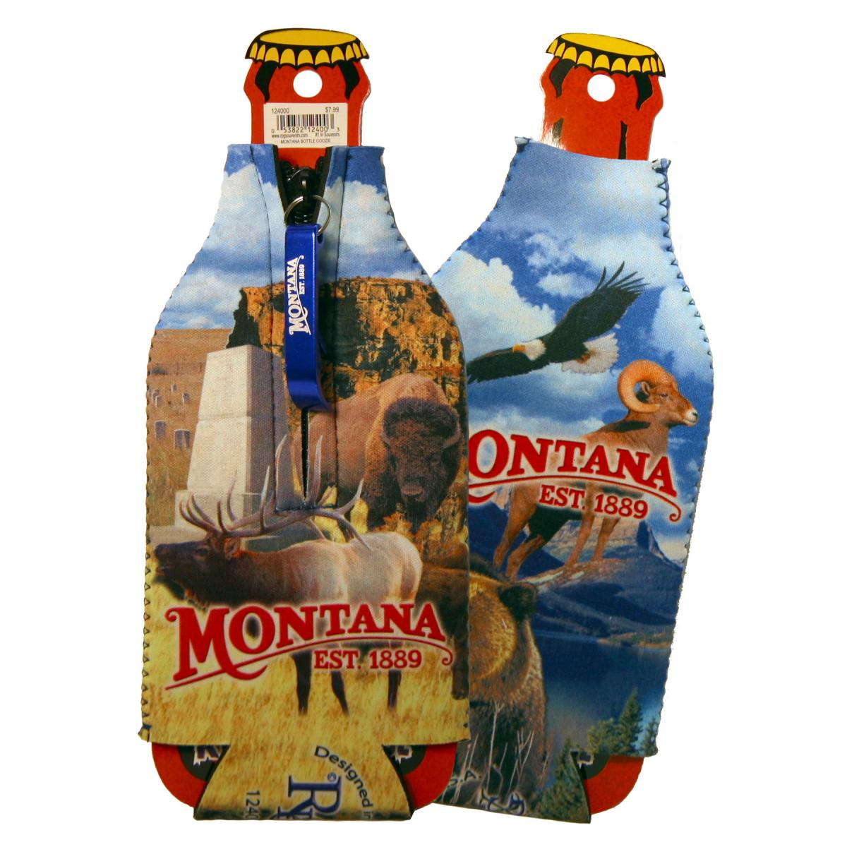 MONTANA BOTTLE COOZIE