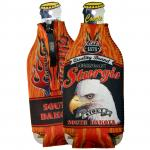 STURGIS, SD RED/WHITE/BLUE BOTTLE COOZIE