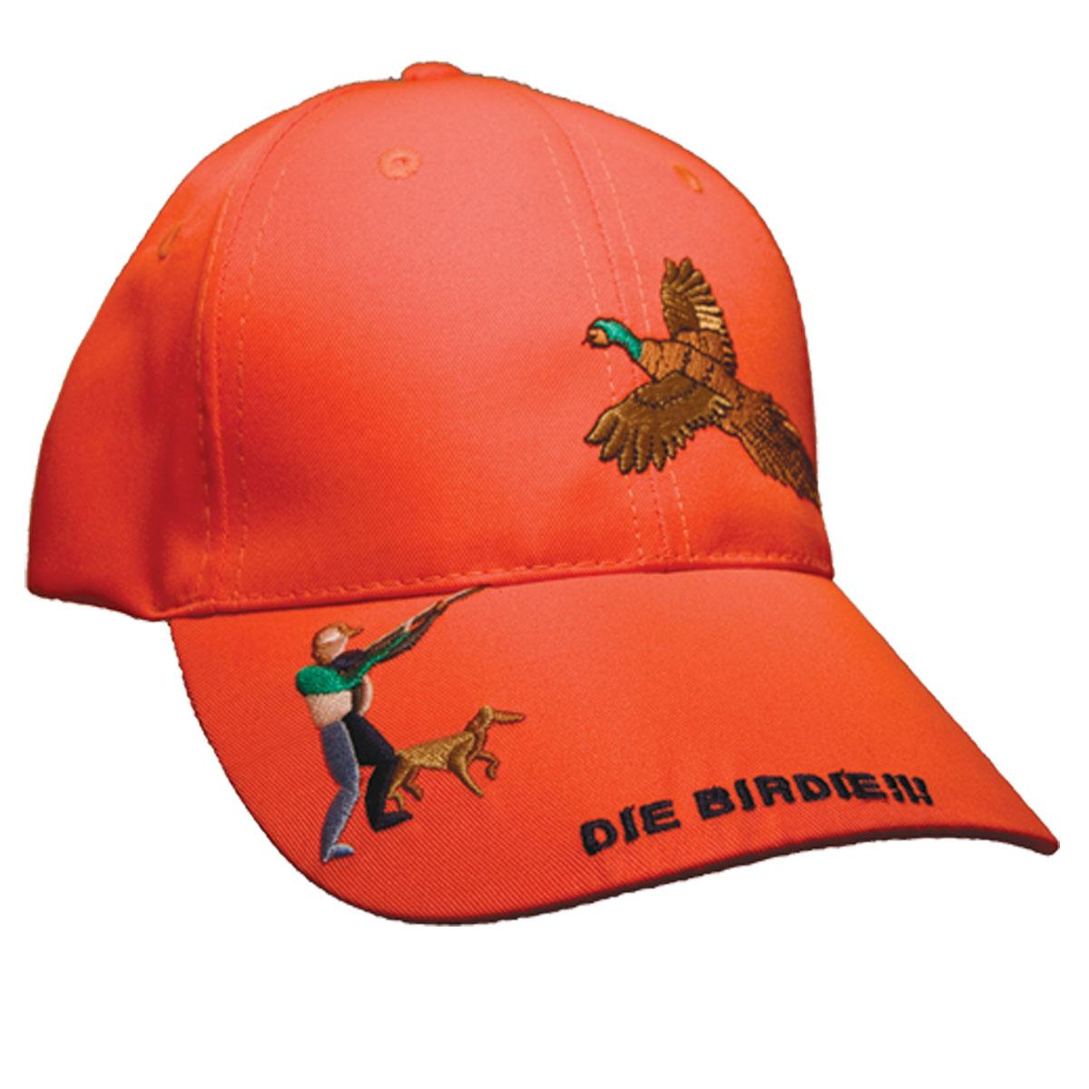 PHEASANT ORANGE HAT