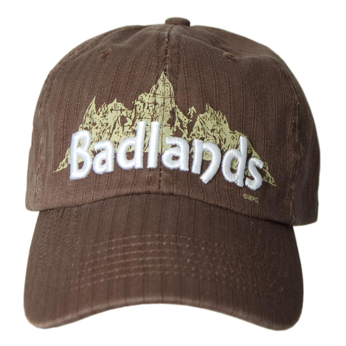 BADLANDS CHOCOLATE HAT