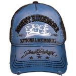 MOUNT RUSHMORE BLUE/BLACK HAT