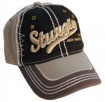 STURGIS, SD BLACK/GOLD HAT