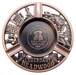 DEADWOOD METAL ASHTRAY