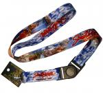 SOUTH DAKOTA LINE PRINTED LANYARD