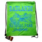 BADLANDS DRAWSTRING BAG