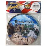 COLLECTABLE 4-PACK NEOPRENE COASTER SET