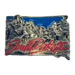 SOUTH DAKOTA SCRIPT WALKING STICK EMBLEM