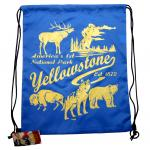 YELLOWSTONE DRAWSTRING BAG