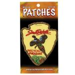 SOUTH DAKOTA PHEASANT ARROWHEAD PATCH