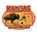 KANSAS PATCH
