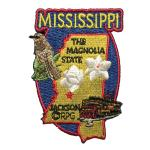 MISSISSIPPI PATCH