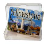 YELLOWSTONE ACRYLIC BOX PLAYING CARDS