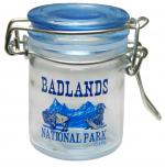 BADLANDS MASON JAR SHOT