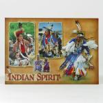 INDIAN SPIRIT POSTCARD