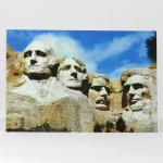MOUNT RUSHMORE DAY POSTCARD