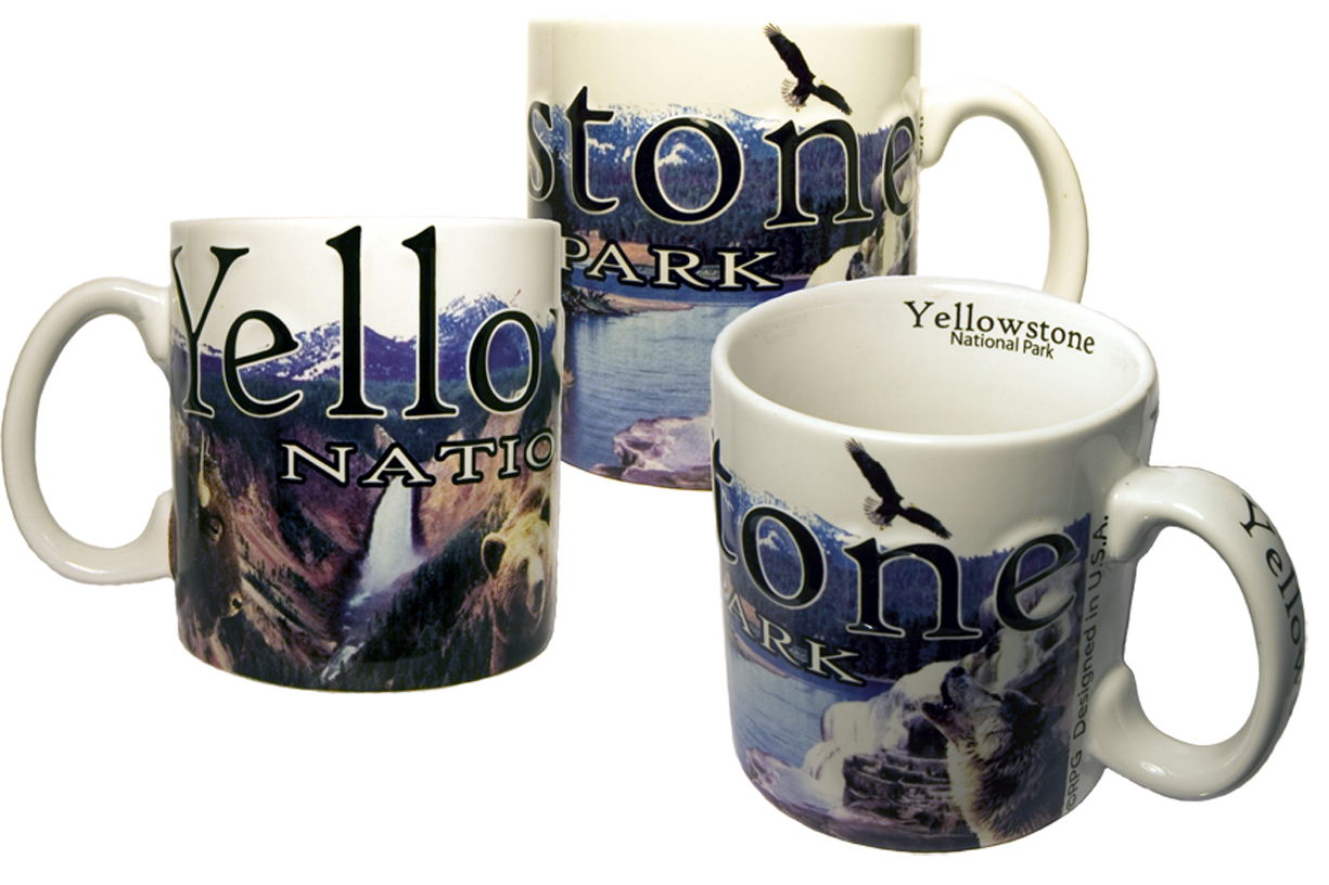 YELLOWSTONE CITY MUG
