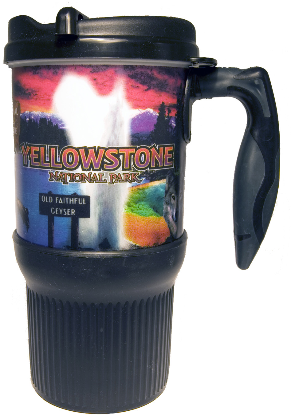 YELLOWSTONE 16oz THERMAL MUG