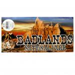 "BADLANDS 3""X5"" BUMPER STICKER"