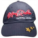 MOUNT RUSHMORE RED/WHITE/BLUE STARS HAT