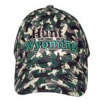 HUNT WYOMING GREEN HAT
