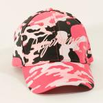 WYOMING PINK CAMO HAT