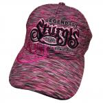 STURGIS, SD PINK PAISLEY HAT
