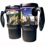 WYOMING 16oz THERMAL MUG