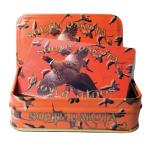 PHEASANT METAL BOX PLAYING CARDS