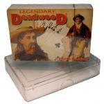 DEADWOOD ACRYLIC BOX PLAYING CARDS